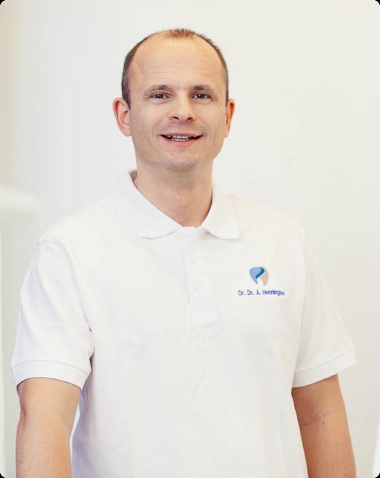 Dr. med. Dr. med. dent. Anders Henningsen Profilbild