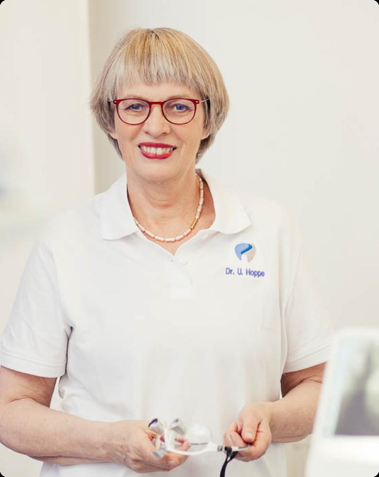 Dr. med. dent. Ulrike Hoppe Profilbild