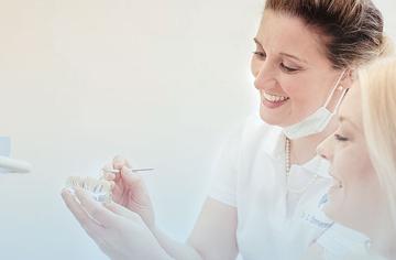 Implantologie Zahnarztpraxis Grindelhof